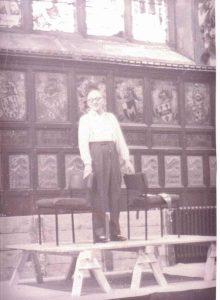 Photo of Johnson Ellwood 1976